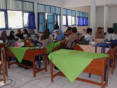 Workshop Model Pembelajaran MGMP IPA SMP Kab. Pemalang