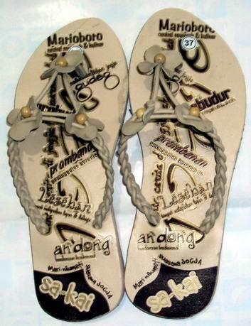 Sandal Batik 04